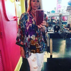 Tops - Super comfy, colorful, Kimono